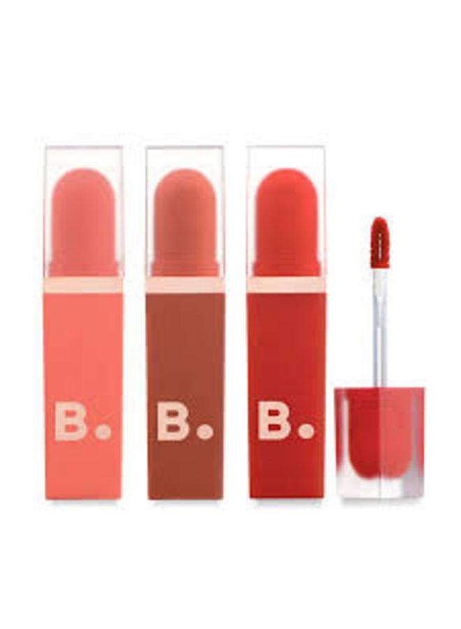 BANILA CO - Velvet Blurred Lip #RD03 Red Shot