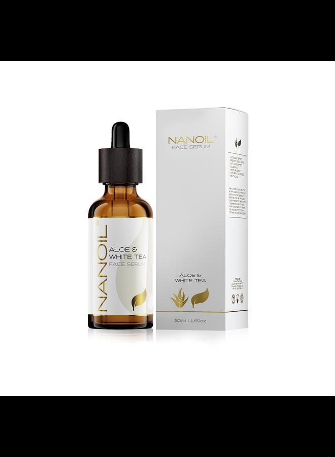 NANOIL Aloe & White Tea Gezichtsserum 50ml