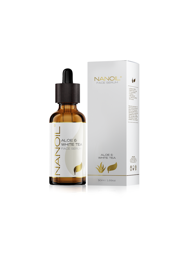 NANOIL Aloe & White Tea Gezichtsserum