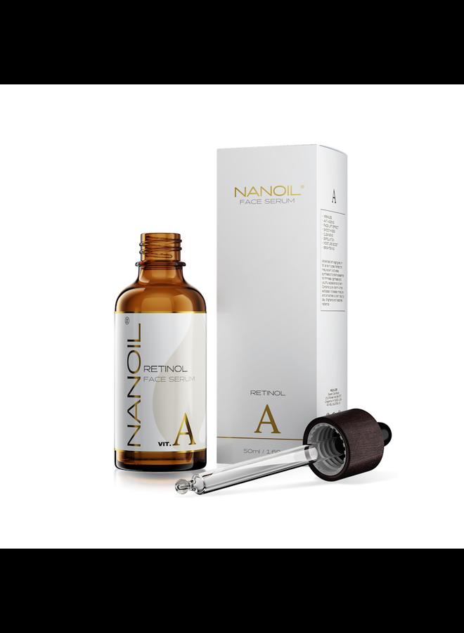 NANOIL Retinol Gezichtsserum 50ml