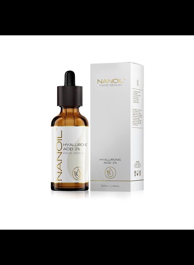 NANOIL Hyaluronic Gezichtsserum 50ml