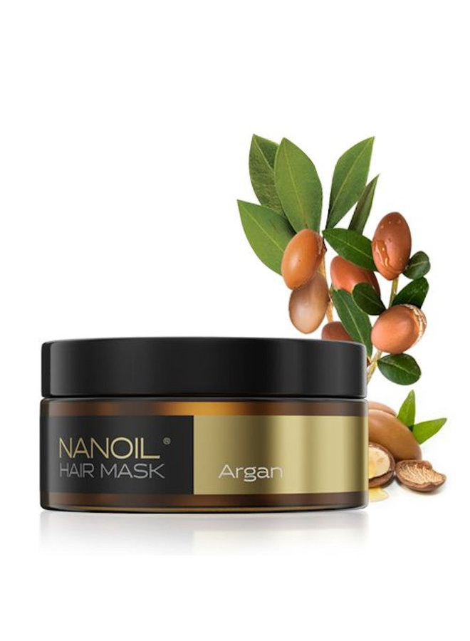 Nanoil - Argan Hair Mask 300ml