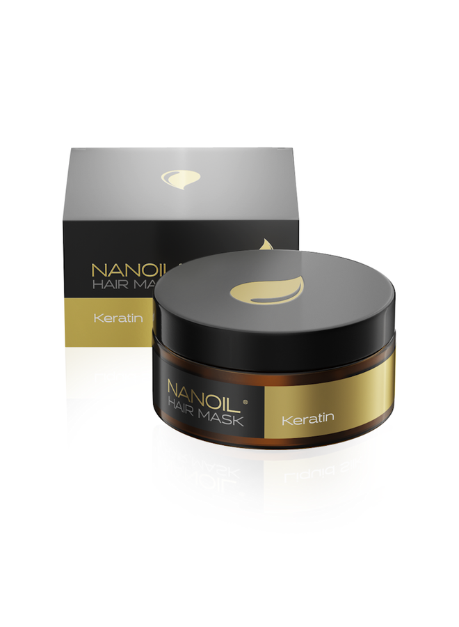 Nanoil - Keratin Hair Mask 300ml
