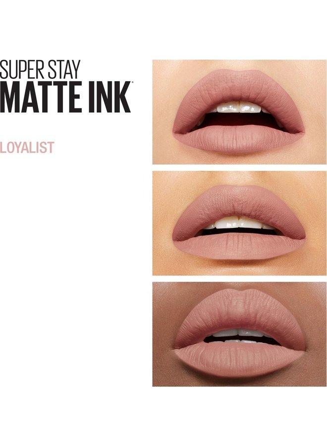 Maybelline - Superstay Matte Ink Lipstick Driver