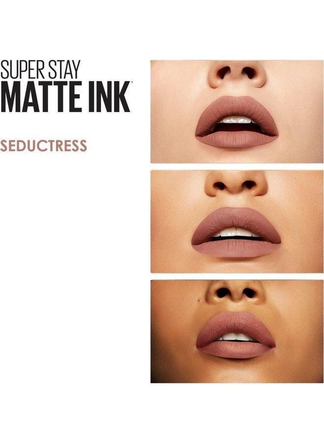 Maybelline - Superstay Matte Ink Lipstick Seductress