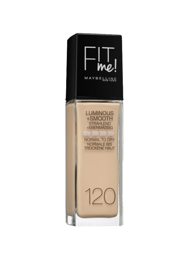 Maybelline - Fit Me Foundation 120 Classic Ivory