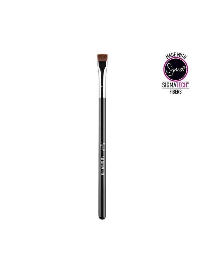 Sigma E15 Flat Definer Brush