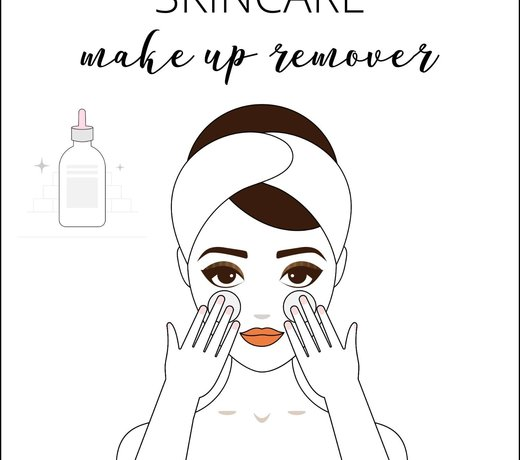 Stap 1. Make-up Remover