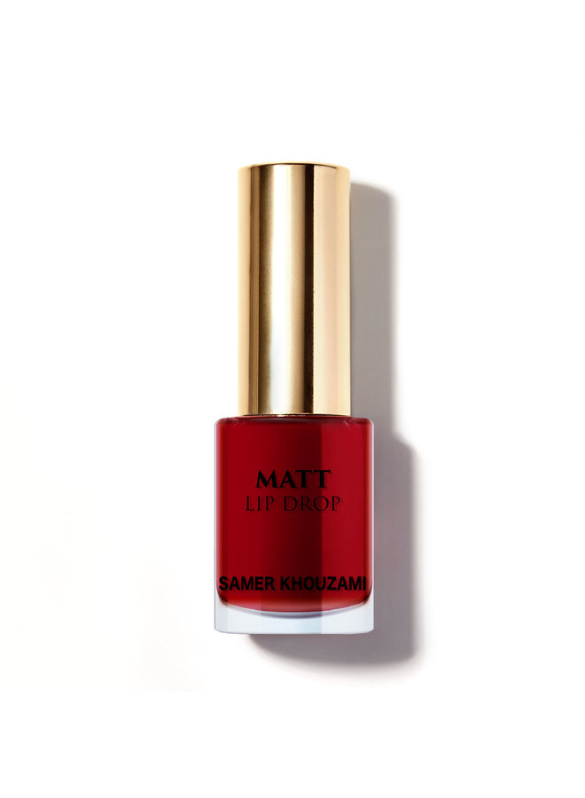 Matt Lip Drop SK-309 Red