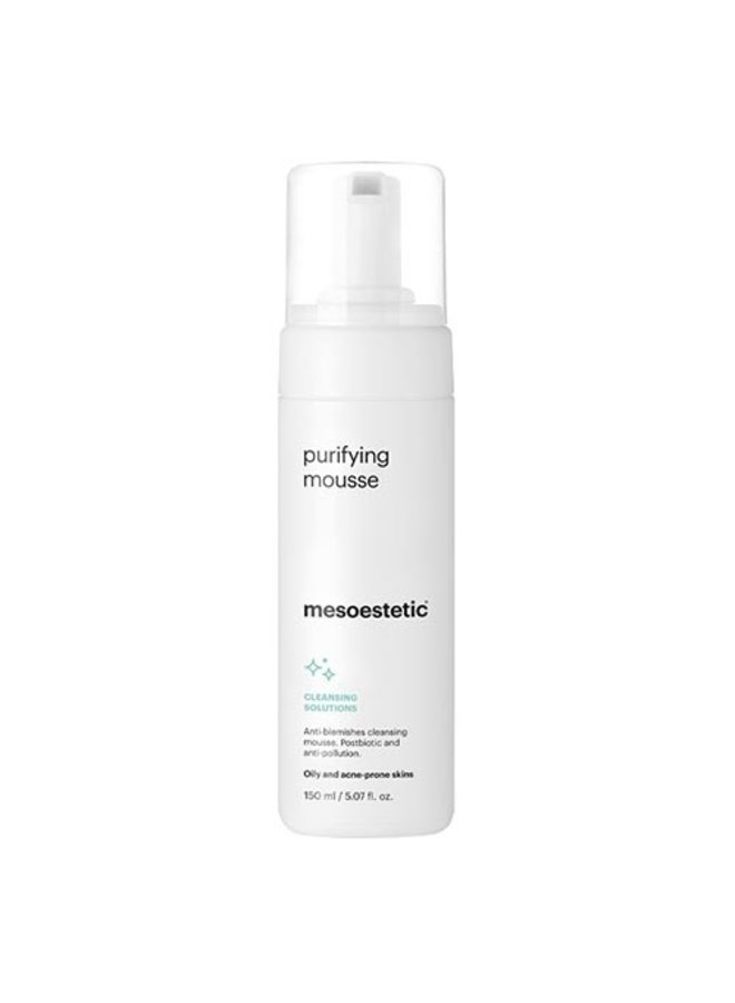 Mesoestetic Purifying Mousse 150ml
