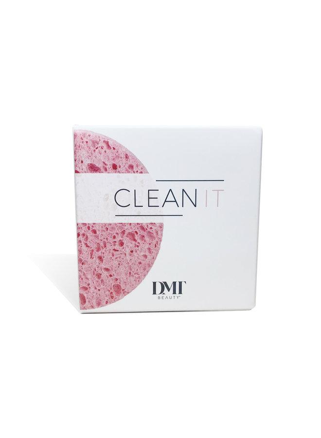 Clean it - Reiniging Sponzen (2 stuks)
