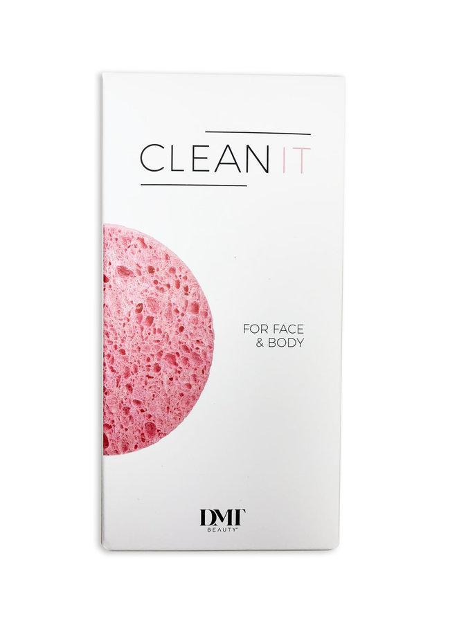 Clean it - Reiniging Sponzen (6 stuks)