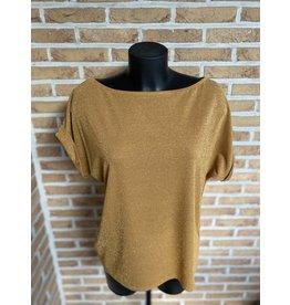 T-shirt Glitter los model Terra Di Sienna