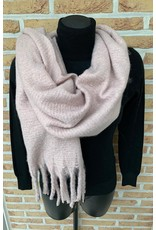Sjaal effen floche UJ8851