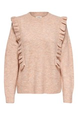 Pull Ziza Frill Only Old Rose