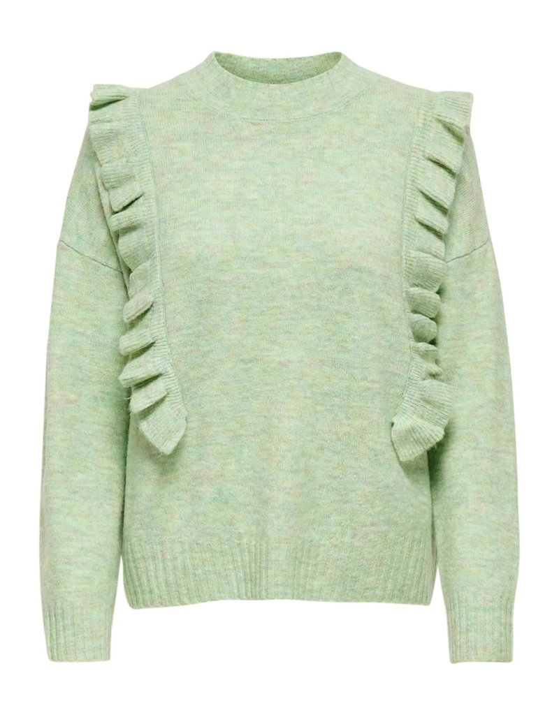 Pull Ziza Frill Only Swamp Green