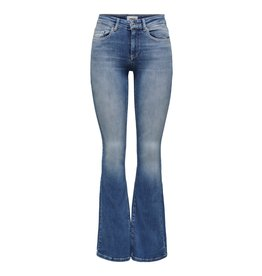 Broek Jeans Blush MID Flared Only blauw (NOOS)