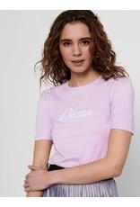 T shirt ELLA Only Lila Damn