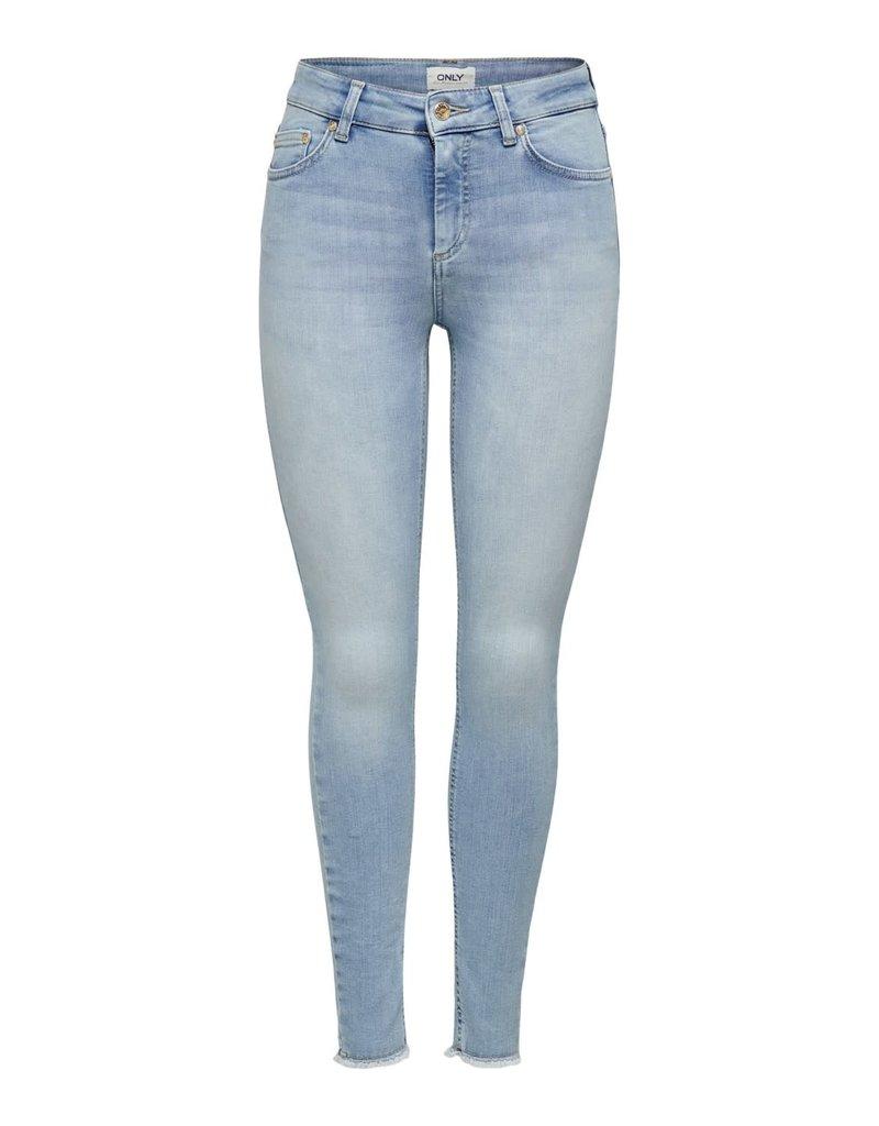 Broek Jeans BLUSH skinny enkel ONLY (NOOS)