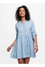 Kleed Jeans Olivia Jacqueline de Yong Licht Blue