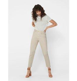 Broek Jeans Emily Only Ecru (NOOS)