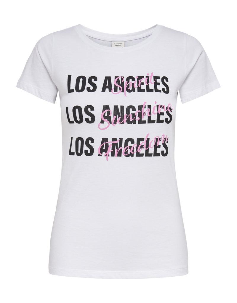 T-Shirt Chicago Jacqueline de Yong Los Angeles