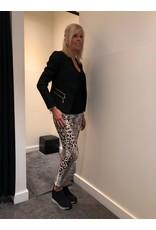 Missy Broek Missy tijgerprint