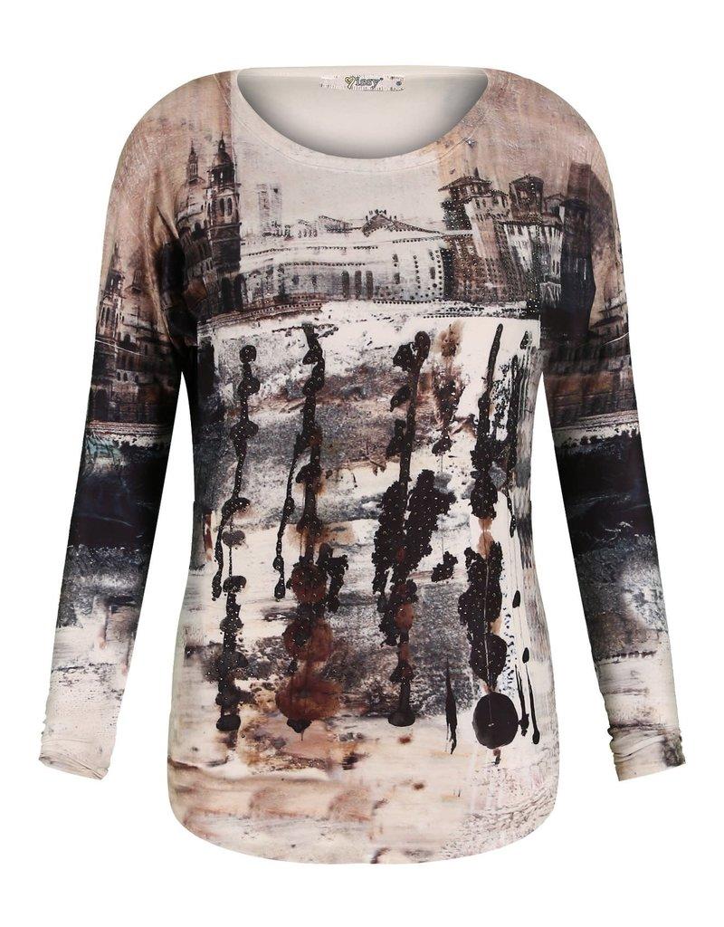Missy T-Shirt Missy huizen TS103