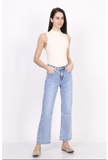Toxik3 Broek Toxik3 Mom Fit jeans blauw