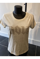 Black and Gold T-Shirt Black and Gold Gold Wit