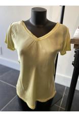 Terra di Siena T-Shirt Femke satijn vooraan Terra di Siena 1 maat