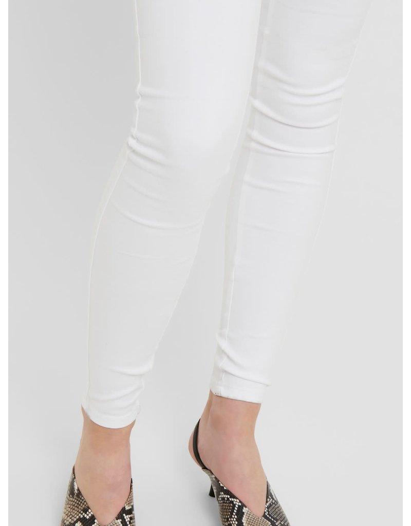 Broek Royal HW Jeans Only WIT (NOOS)