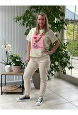 T-Shirt Kay Felisa Jacqueline de Young Leo Phone