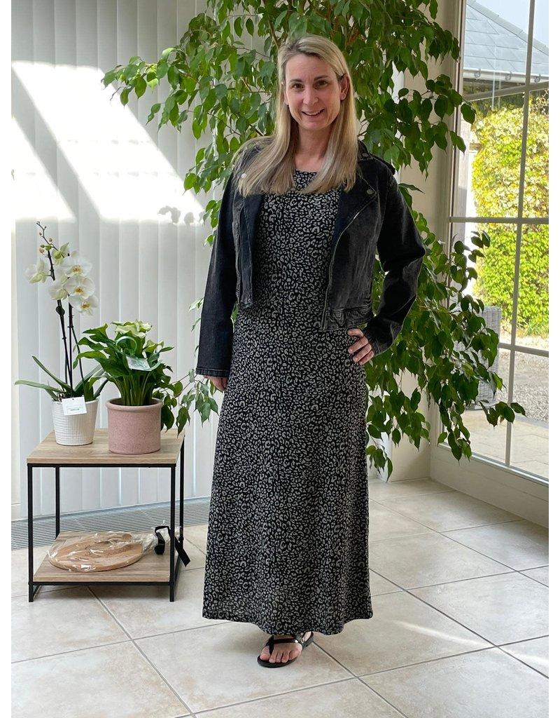 Kleed  Gitte Lang  Jacqueline de Yong Black/Kalamata
