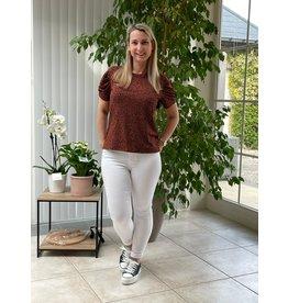 T-shirt Kirby Jacqueline de Yong Roest