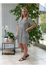 Kleedje Kirby Jacqueline de Young Zwart/wit