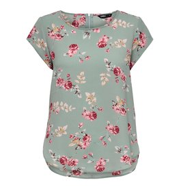 Blouse Vic Only Chinois Green (NOOS)