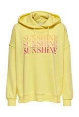 Pull Blume Only Sunshine Geel