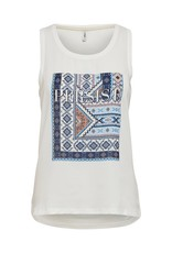 Topje Aria Only Bright White