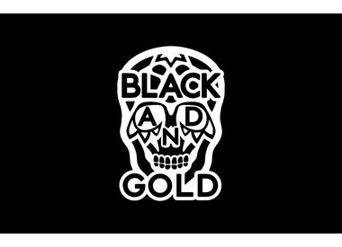 Black and Gold Heren