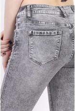 Toxik3 Broek Toxik3 Jog Basic jeans Grijs