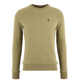 Sweater Hombros Black and Gold Kaki L