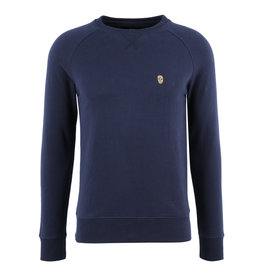 Sweater Hombros Black and Gold Navy XXL