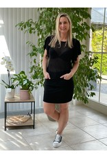 Rok Jeans Lara Jacqueline de Young Zwart