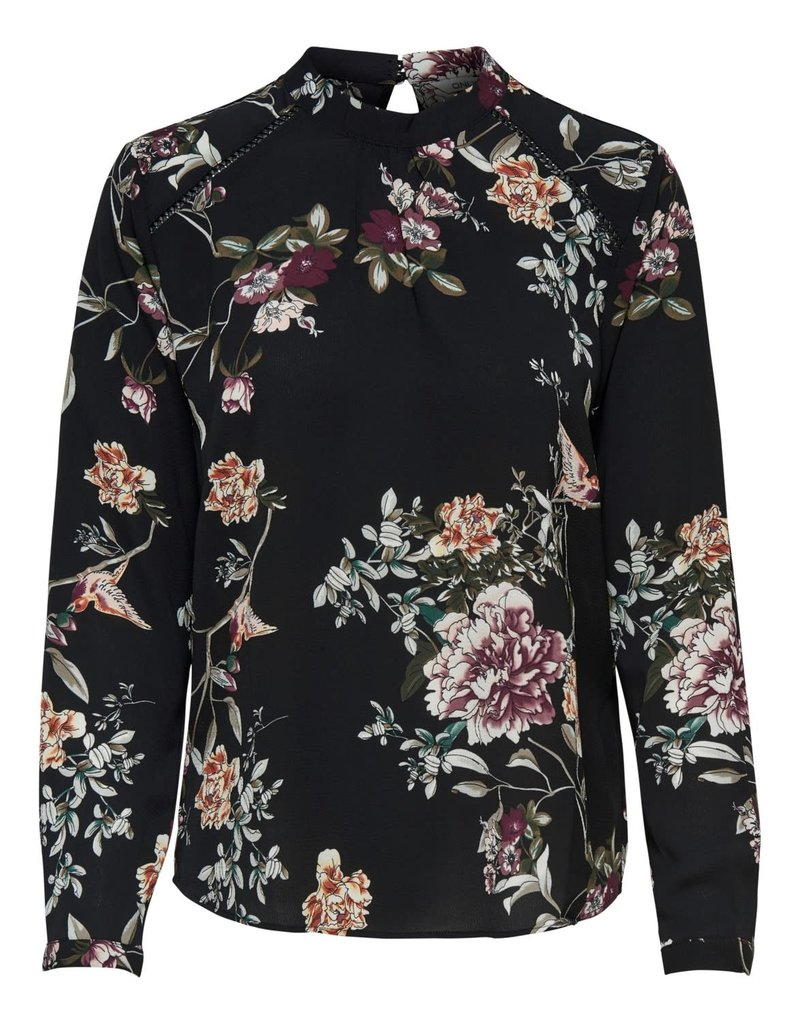 Only Blouse New Mallory Flower Only