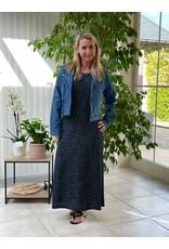 Kleed  Gitte Lang  Jacqueline de Yong Black/Blauw