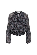Only Blouse ASTA Only Electric Paisley