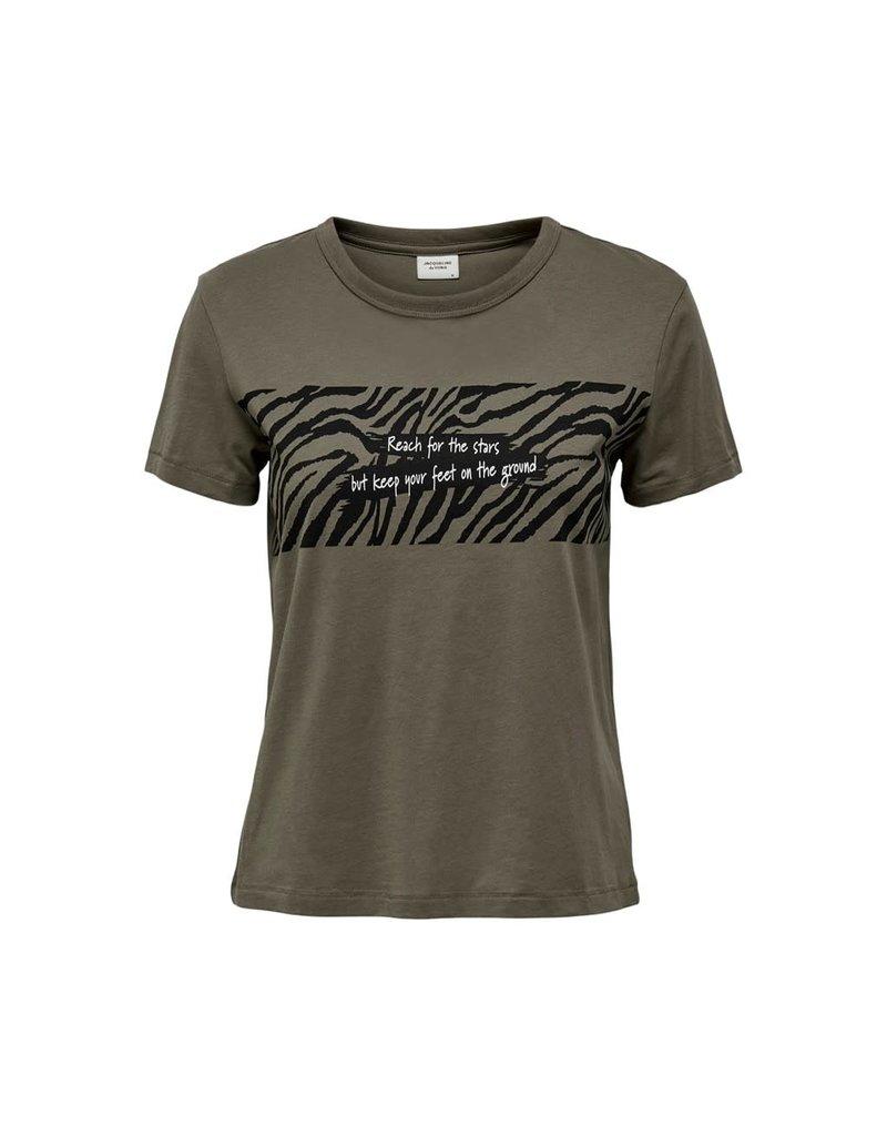 JDY T-Shirt MICHIGAN Jacqueline de Young