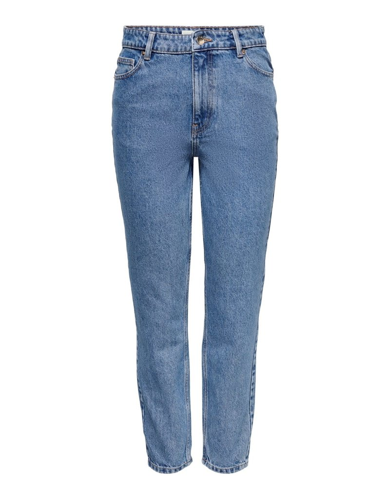 Only Broek Jagger Mom Fit Only Jeans