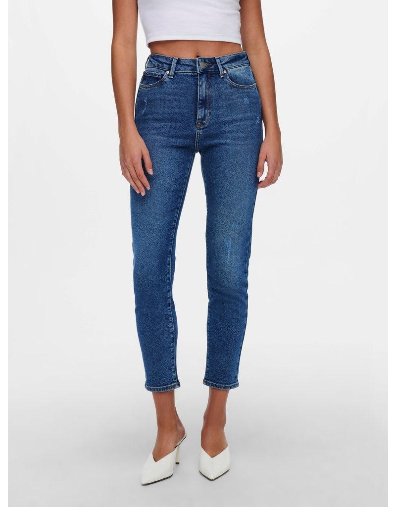 Only Broek Emily jeans Only straight